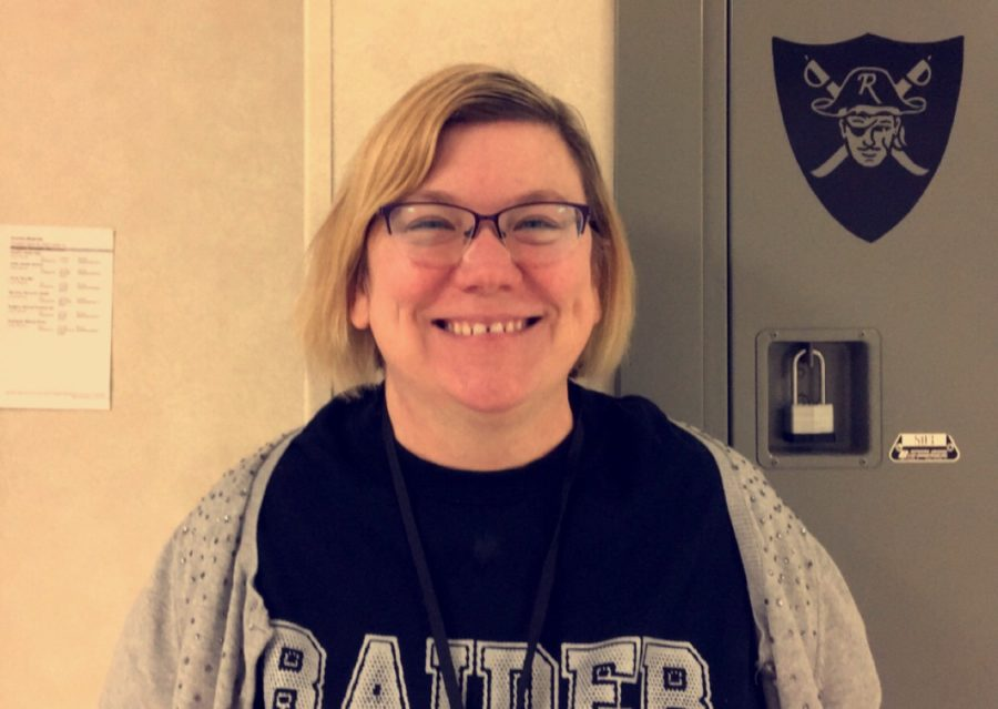 English Teacher, Tina Bausinger
