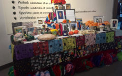 Students Honor Mr. Sullivan for Day of the Dead