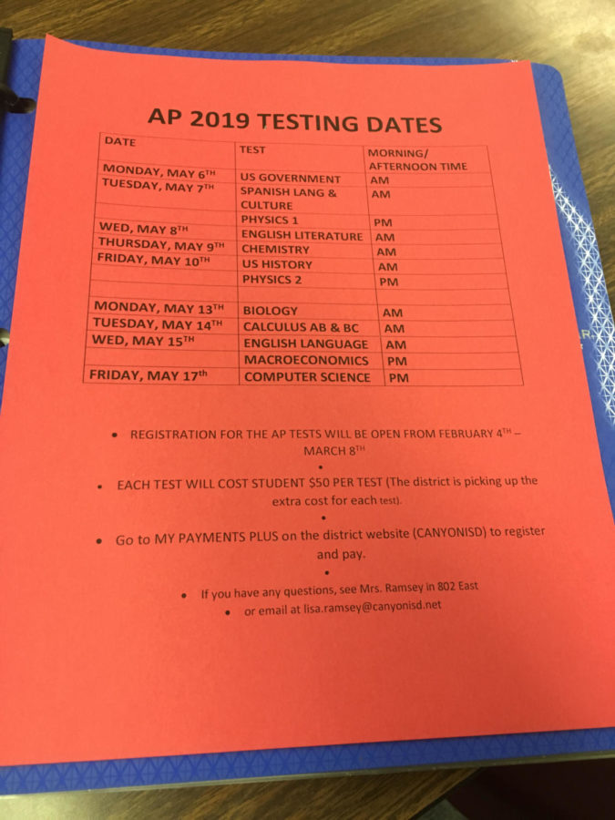 AP+Students+Receive+Testing+Dates