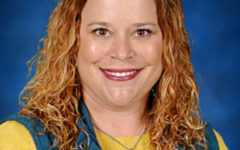 Band Director Ginger Denney Named Teacher of the Year
