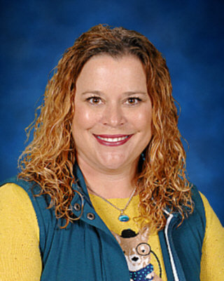 Band Director Ginger Denney Named Teacher of the Year