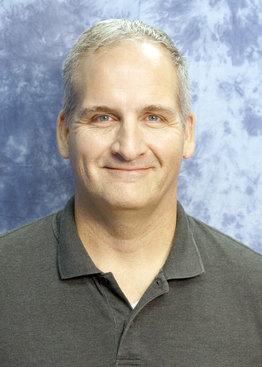 Social Studies Teacher, Robert Chapman