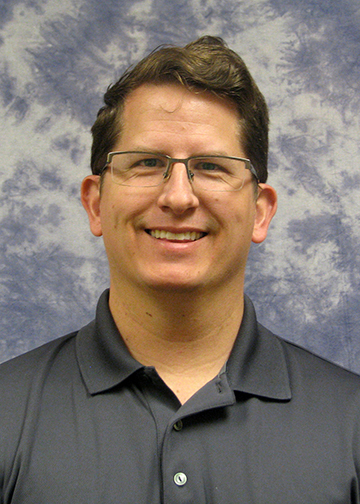 Librarian, Joshua Wilson