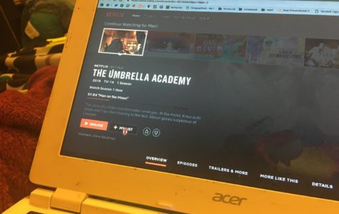 A Closer Look Into the Comic Book Universe: The Umbrella Academy