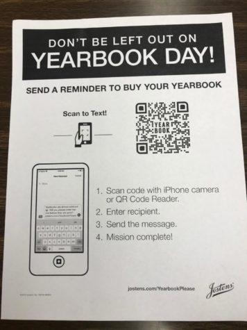 Last Week to Pre-Order a Yearbook