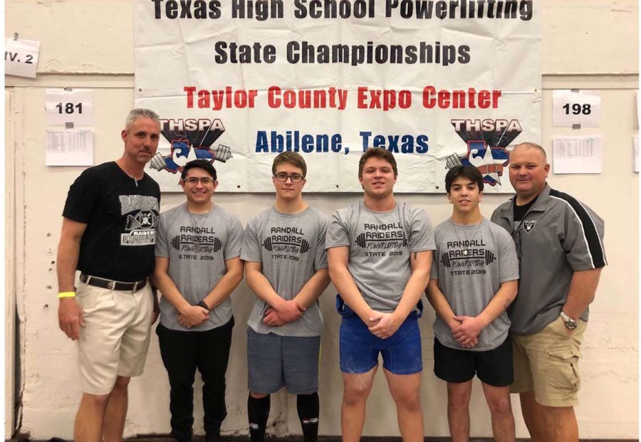 Powerlifting Finishes Second at State