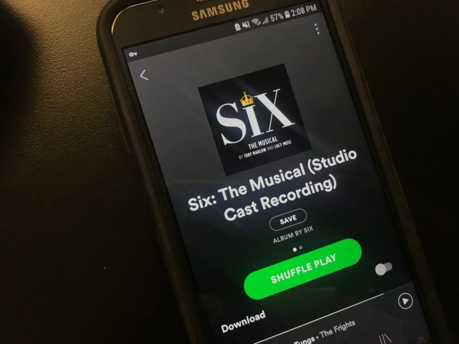New Musical 'SIX' Takes Cues From 'Hamilton'