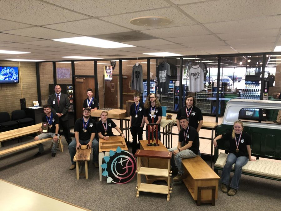 CTE Students Compete at State