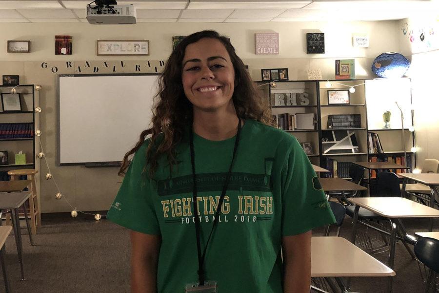 Jenna Jesko, Coach/English Teacher