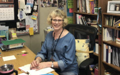 Sue Hair, English Teacher