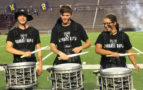 Marching Band Transcends into State Year