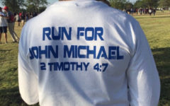 Cross Country Runs in Memory of Fellow Teammate