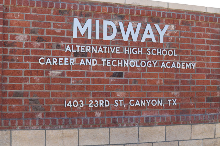Although located near Midway Alternative High School, the Career and Technology Center will be available to all Canyon ISD high school students.