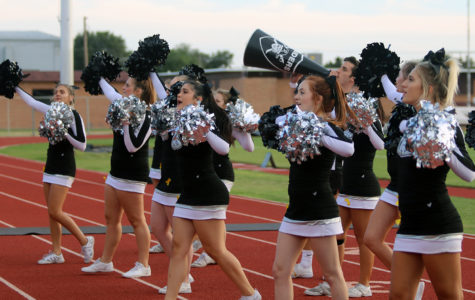Cheerleaders to Host Youth Cheer Clinic