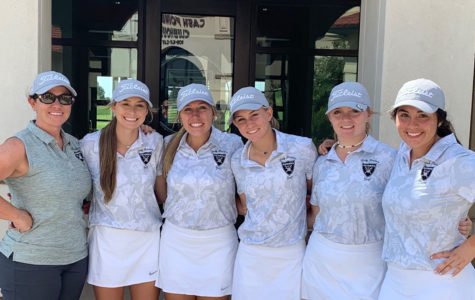 Girls' Golf Places 9th in Lubbock Tournament