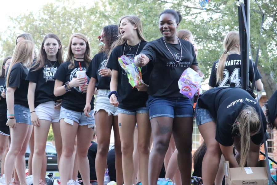 Raiders Celebrate Homecoming Week