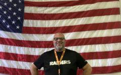 Gregg Paxton, Art Teacher