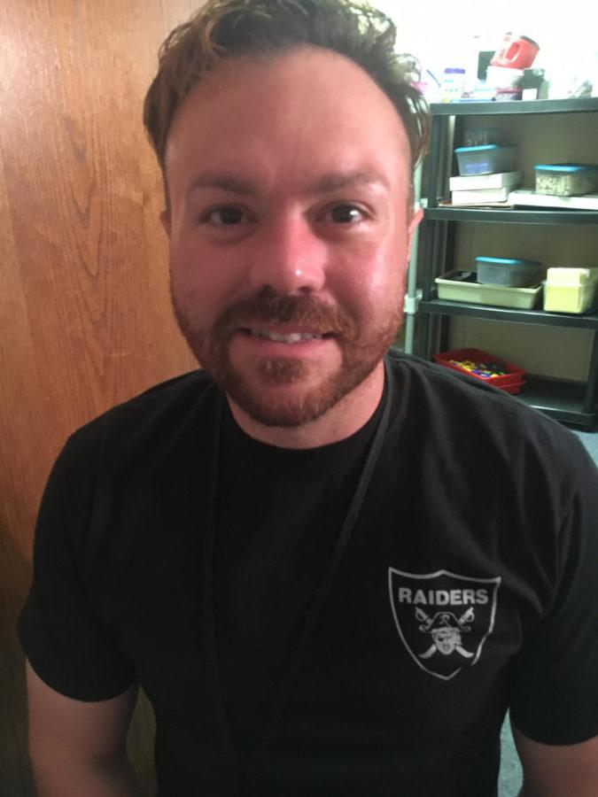 Andrew Sater, TLC Teacher