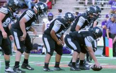 Football team to Close District, Start Playoffs