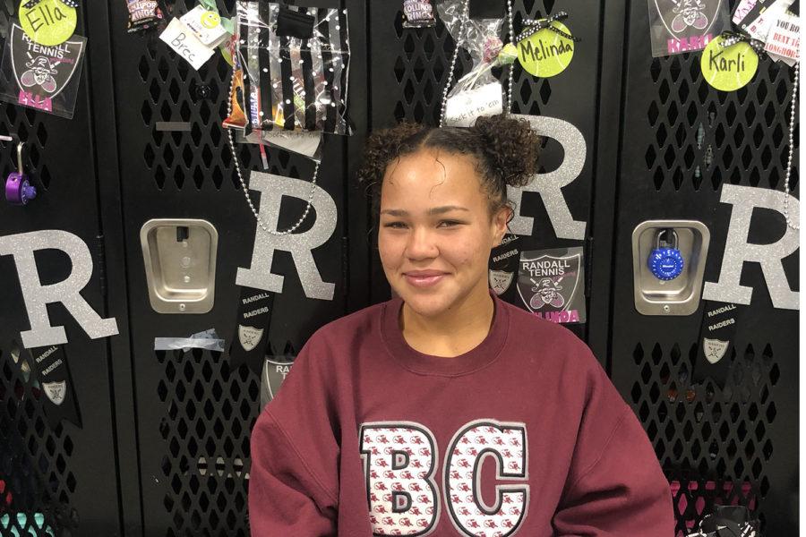 Saydie Miles, Senior