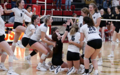 Volleyball Team to Compete at State
