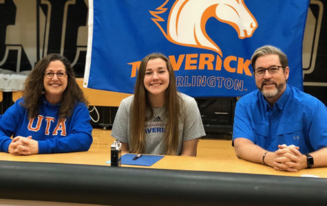 Randall Athletes Sign College Letters of Intent