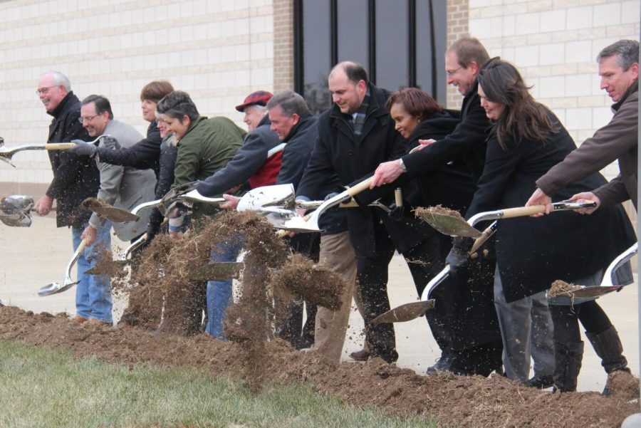 CISD Breaks Ground On Randall High Expansion Project