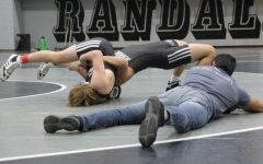 On The Mat: Wrestlers Prepare For Battle