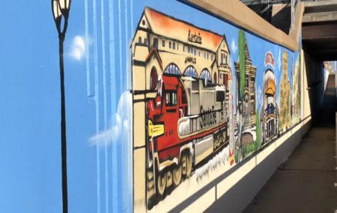 Graffiti, Spraying Walls as a Form of Art