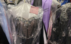 Raider Prom Closet Open for Formal Wear Rentals