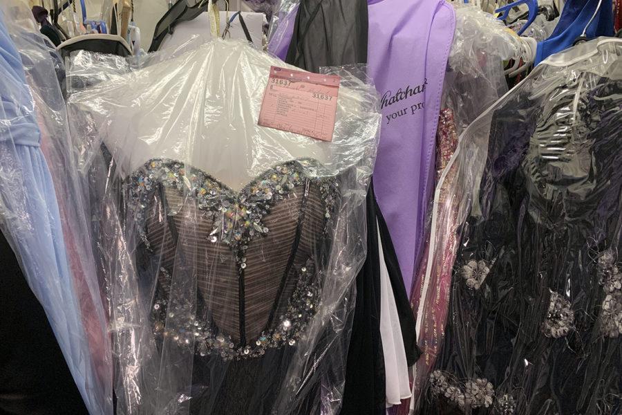 Raider Prom Closet Open for Formal Wear Rentals
