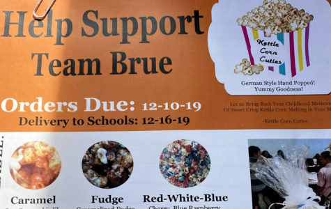 New Fundraiser in Progress to Support Brue Family