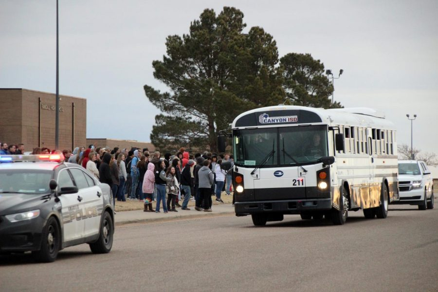 Wrestling team departs for state tournament