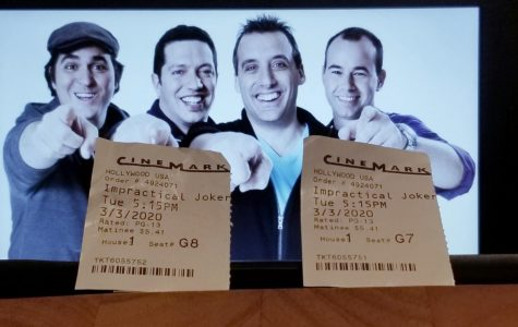 Impractical Jokers: The Movie 'an unnecessary experience'