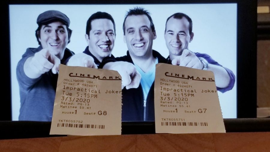 Impractical+Jokers%3A+The+Movie+%27an+unnecessary+experience%27