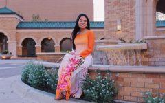 Senior Sarah Trinh