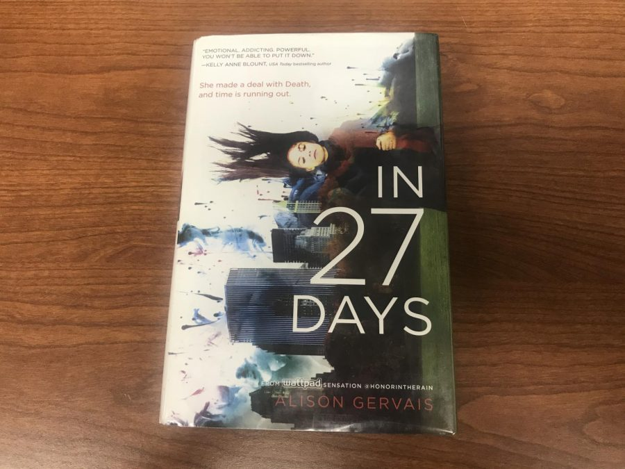 In 27 Days: A Stunning Work of Art
