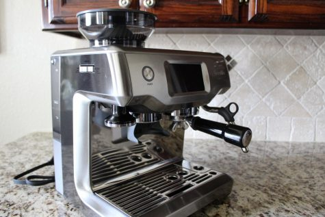 Espresso at home made easy: The Barista Touch by Breville