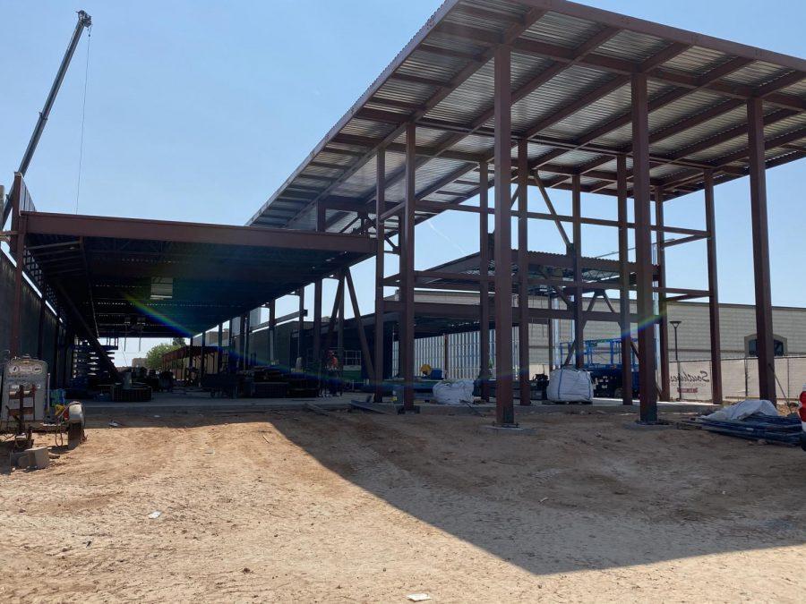 Construction Updates Across Randall