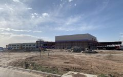 CISD's West Plains High School, currently under construction, is scheduled to open in Aug. 2022.