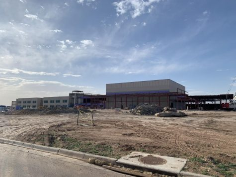 CISDs West Plains High School, currently under construction, is scheduled to open in Aug. 2022.