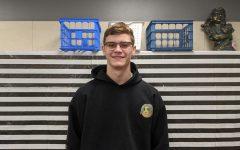Brandon Johnson, Senior