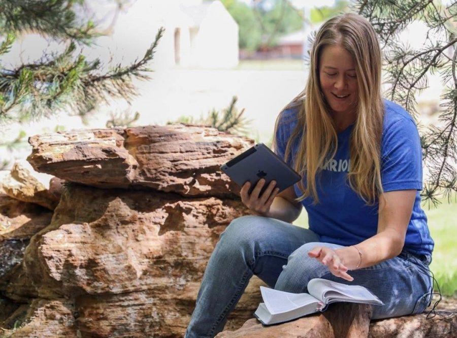 Coach Stacy Ferguson, Soccer Coach & Art Teacher