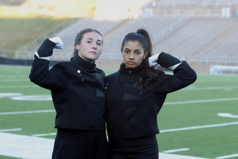 Marching Band Advances To Area After Regional Competition